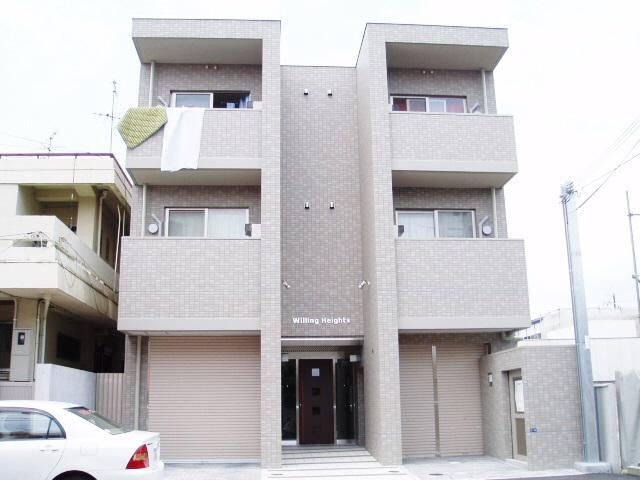 茨木市西中条町の賃貸物件外観写真